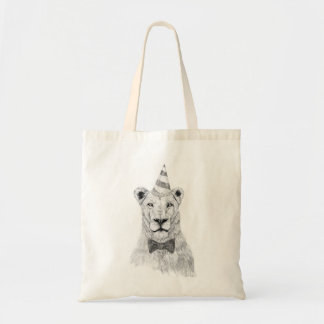 Get the party started tote bag