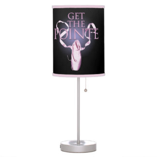 Get The Pointe (Dance) Desk Lamp