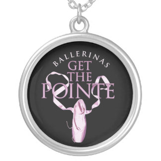 Get The Pointe necklace