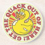 Get the Quack Coasters
