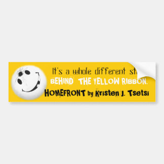 Get the real story. bumper sticker