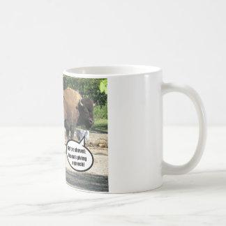 Get the shovel - Obama's giving a speech. Coffee Mug