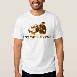 GET THESE BRAWLS #BOOM! T-Shirt
