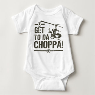 Get To Da Choppa Vintage Shirt