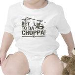 Get To Da Choppa Vintage Tshirts