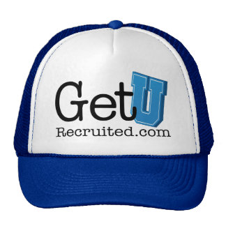 Get U Recruited Blue Hat
