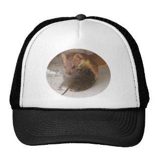 Get ubnder my skin! trucker hat