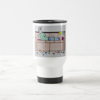 Get Up Travel Mug