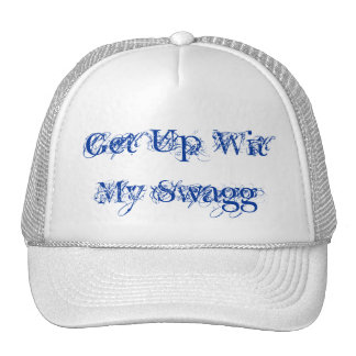 Get Up Wit My Swagg Mesh Hats