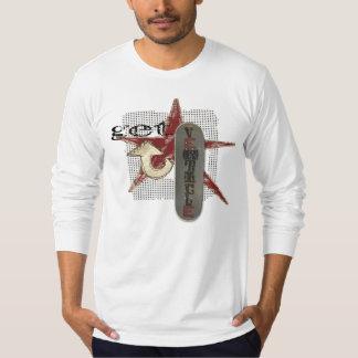 Get Verticle - American Apparel Long Sleeve (Fitte T-Shirt