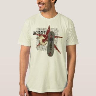 Get Verticle - American Apparel Organic T-Shirt