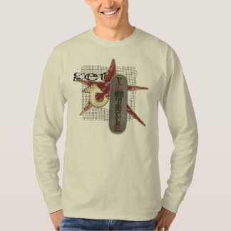 Get Verticle - Basic Long Sleeve Tee Shirt