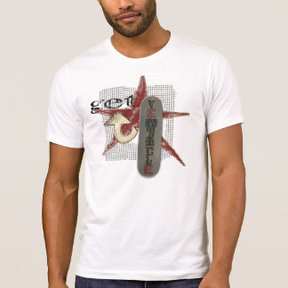 Get Verticle - Destroyed T-Shirt
