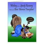 Get Well, Bone Marrow Transplant Greeting Cards