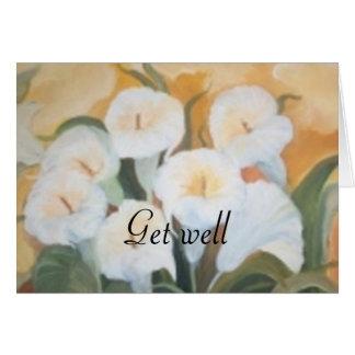 get well -card