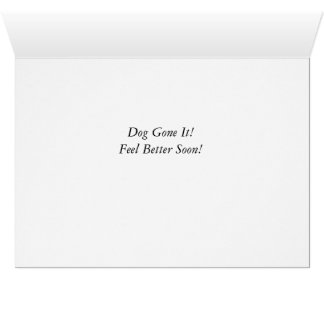 Get Well Card-Humor Card