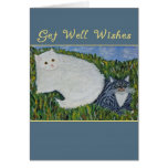 Get Well Cats Cards