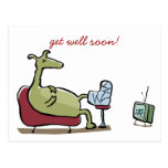 get well customizable post card