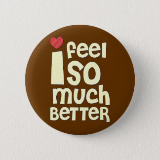 Get Well Gifts, T-shirts | Feel Better Pinback Button