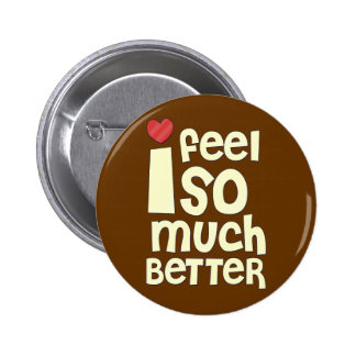 Get Well Gifts, T-shirts   Feel Better Pinback Button