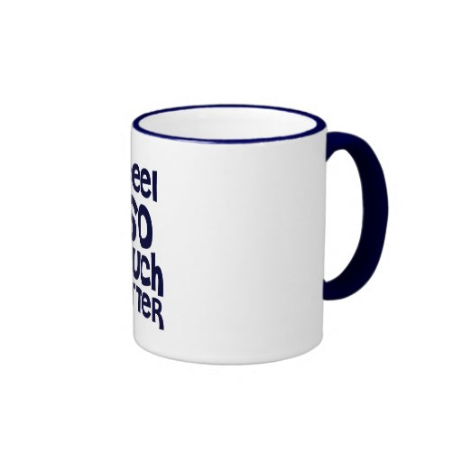 Get Well Gifts, T-shirts | Feel Better Ringer Coffee Mug