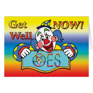 Get well OES Card