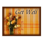 Get Well Post Card