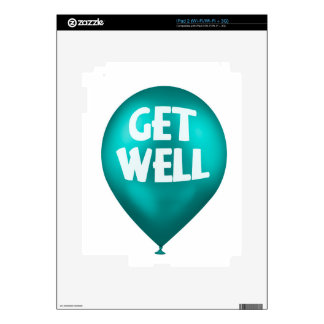 Get Well Skins For The iPad 2