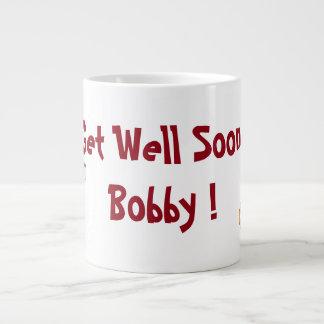 Get Well Soon Large Coffee Mug
