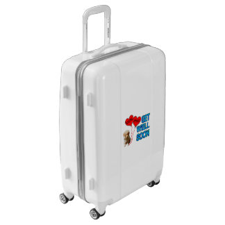 Get Well Soon Luggage