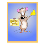 Get Well Soon Mouse Postcards