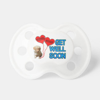 Get Well Soon Pacifier