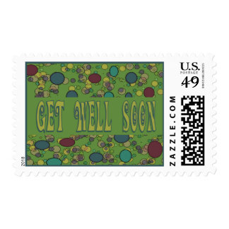 Get Well Soon Postage