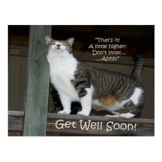 Get Well Soon (Postcard) Postcard