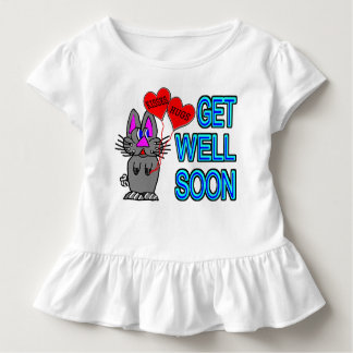 Get Well Soon Toddler T-shirt