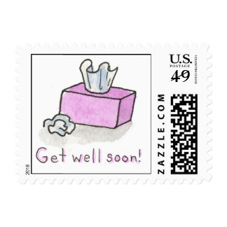 Get Well Stamp