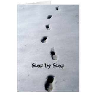 Get Well--Step by Step Card