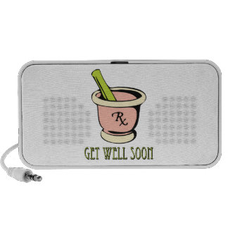 Get Well Travelling Speakers