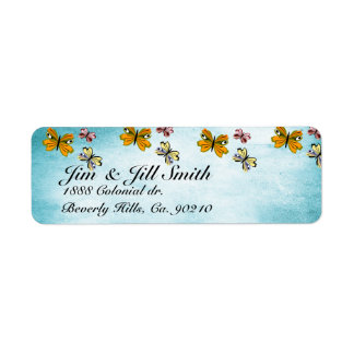 Get Well Water Pond Set Label