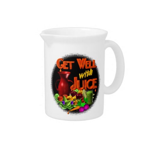 Get well with Juice on 100+ items Valxart.com Beverage Pitcher