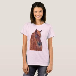 """""""Get Wild"""" Assateague wild horse t-shirt"""