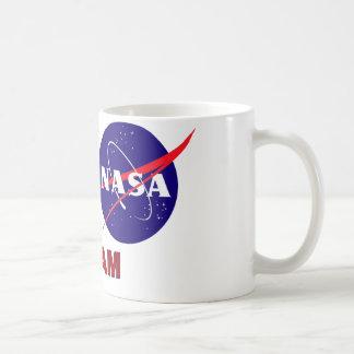 Get With The Program Classic White Coffee Mug