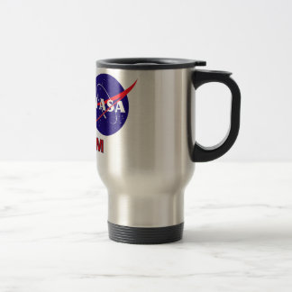 Get With The Program 15 Oz Stainless Steel Travel Mug