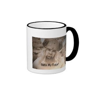 Get Yo Face Ringer Mug