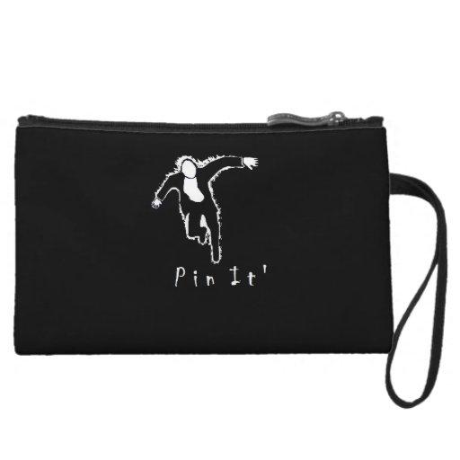 Get Yo Pin It Bagettes Bag at zazzle.com/davyart