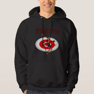 Get Your Archery On Hoodie