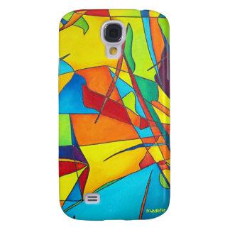 Get Your Art On Samsung Galaxy S4 Case