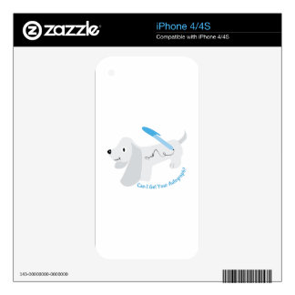 Get Your Autograph Skins For The iPhone 4