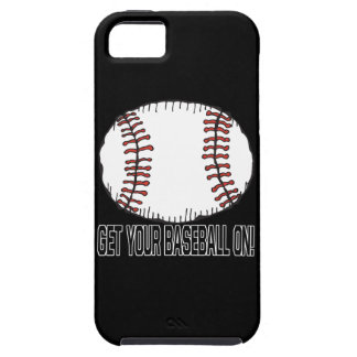 Get Your Baseball On iPhone SE/5/5s Case