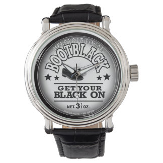 Get Your Black On Watch